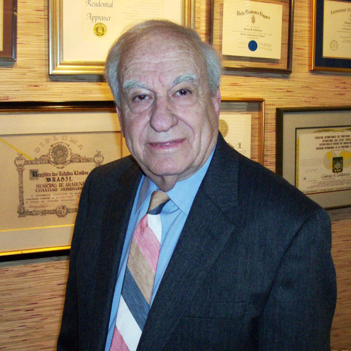 George Goldstone